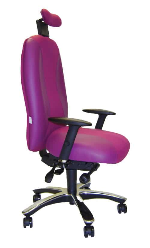 J3504 BodyBilt Chair with headrest 1