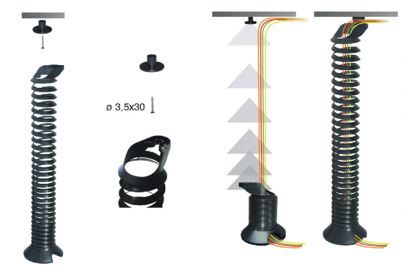 DCSB Cable Spring