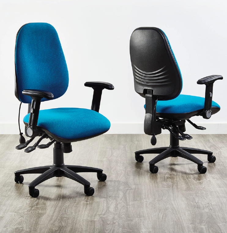 WAE1 Platinum Ergo Ergonomic Office Chair