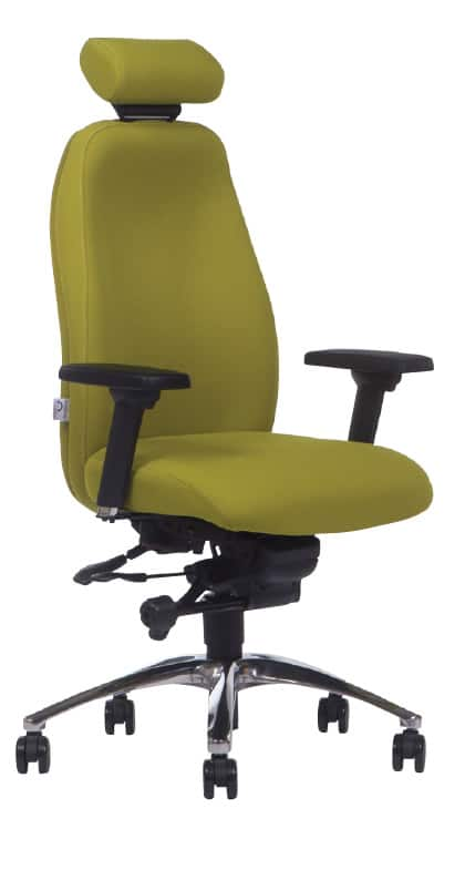 EHPL-HAM Mesh Seat, Back & Headrest 1