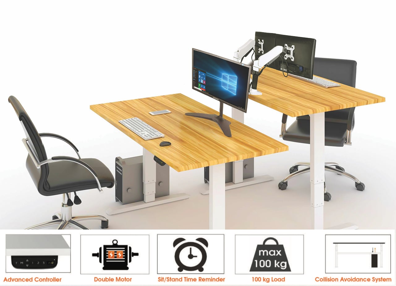 Electric Height Adjustable Desk 1